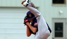 Murray State Pitcher John Lollar Has One Hell of a Windup (Pic)
