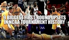 9 Biggest First-Round Upsets in NCAA Tournament History