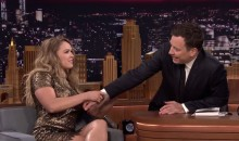 Ronda Rousey Put Jimmy Fallon in an Armbar (Video)