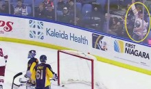 Buffalo Sabres Fans Cheer Team's OT Loss vs. Coyotes (Video)