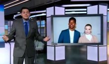 Iggy Azalea Has Second-Degree Burns Thanks to This Zinger by SportsCenter Anchor Robert Flores (Video)