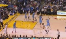 Steph Curry Left Chris Paul In The Dust With This Move (Video)
