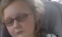 This 7 Year-Old Girl Does NOT Take the Jimmy Graham Trade Well (Video)