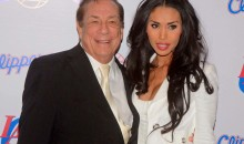 V. Stiviano Sends Instagram Love Message to Donald Sterling