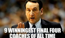 9 Winningest Final Four Coaches of All Time