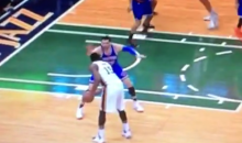 Andrea Bargnani Really Sucks at Defense (Video)