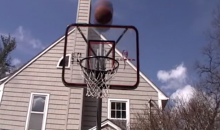 A Couple of Kids Made the Greatest Basketball Trick Shot Video Ever (Video)
