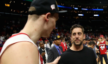 Crybaby CBS Sports Reporter Goes on Twitter Rant After Aaron Rodgers Refused Interview Following Wisconsin's Elite Eight Win