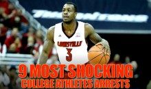 9 Most Shocking College Athlete Arrests