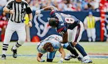 Cortland Finnegan Retirement Announcement Includes One Last Dig at Andre Johnson for Old Time's Sake (Pic)