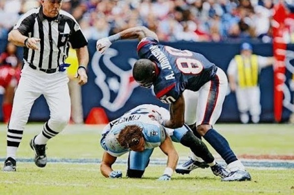 cortland finnegan retirement anouncement dig at andre johnson