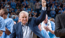 "Dean Smith Will Leaves $200 to Each of His Former Players for ""Dinner Out"" (Pic)"