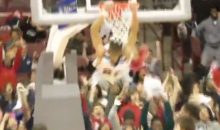 Controversial Hanging on the Rim Technical Costs Team Ohio State Championship (Video + GIFs)