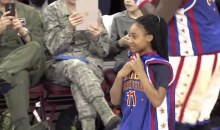 The Harlem Globetrotters Recruited Mo'ne Davis to Be Their Point Guard (Video)