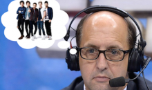 Professional Basketball Analyst Jeff Van Gundy Compares OKC Thunder to One Direction (Video)