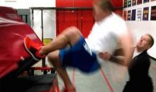 JJ Watt Box Jump Proves JJ Watt Can't Do Everything After All (Pic)