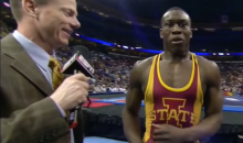 "NCAA Wrestling Champ: ""I Just Want Some Ice Cream, Man"" (Video)"