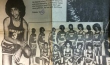 Check Out Prince Rocking a Huge Afro in His Junior High Basketball Team Photo