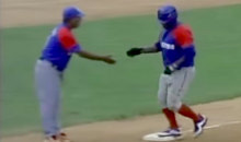 Cuban Slugger Alfredo Despaigne Gives Us Two of the Slowest Home Run Trots You'll Ever See (Video)