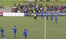 Soccer Celebration Fail Leads to Easiest, Saddest Goal Ever (Video)