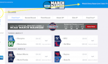 9 Tips for Following March Madness at Work or School