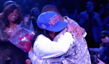 Surprise Military Homecoming at Pistons Game Will Make You Want to Call Your Mom (Video)
