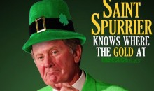 This Steve Spurrier Leprechaun Will Make Your St. Patty's Day (Pic)