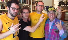 The Fonz Celebrates Wichita State Win by Flashing The Shocker (Pics)