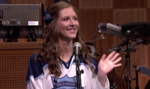 The Villanova Piccolo Girl Was on Jimmy Fallon Last Night (Video)