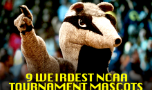 9 Weirdest NCAA Tournament Mascots of 2015
