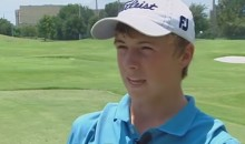14-Year-Old Jordan Spieth Was Already Talking About Winning The Masters (Video)