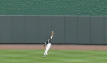 "Adam Eaton Delivers ""Catch of the Year"" Nominee (Video)"
