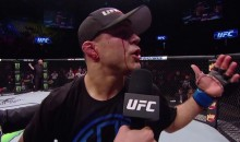 Al Iaquinta Goes Off On Fans Following UFC Fight Night Victory (Video)