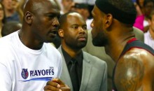 Argument over Jordan vs. LeBron Ends with Assault