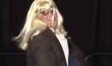 Auburn Basketball Coach Bruce Pearl Puts on a Wig, Sings Taylor Swift (Video)