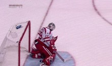 Boston University Loses Championship To Providence On Blooper Goal (Video)