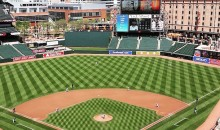 Camden Yards is Empty For Today's White Sox-Orioles Game (Photos)