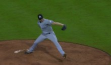 Carter Capps Has The MLB's Strangest Pitch Delivery (Videos)