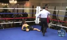 Here's The Most Devastating Boxing Knockout You'll Ever See (Video)