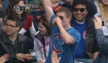 Two Cubs Fans Catch Foul Balls In Their Beers, Chug 'Em (Videos)
