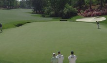 Danny Willett Drains 64-Foot Eagle Putt at The Masters (Video)