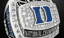 Check Out Duke's National Championship Rings (Pic)