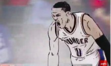 ESPN Animated the NBA Plays of the Year, and We've Got 'Em (Video)