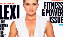 Golf Digest Put a Topless Lexi Thompson on Its Cover (Pic)