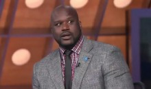 Inside the NBA Pranks Shaq, And It Was Hilarious (Video)