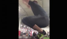 JJ Watt Box Jump Helps Promote New Deal With Reebok (Video)