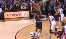 Watch This Kendrick Perkins 9-Step Travel And Be Amazed It Wasn't Called (Video)