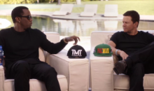 Mark Wahlberg and Diddy Bet $250K on Mayweather-Pacquiao (Video)