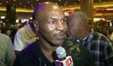 Mike Tyson Calls Mayweather 'Delusional' About Ali Comments (Video)