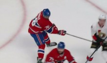 PK Subban Ejected From Game 1 For Slash on Sens' Mark Stone (Video)